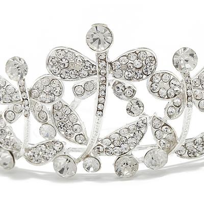 Pretty Crystal/Alloy Tiaras (042056174)