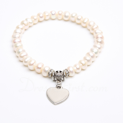 Personalized Pearl Ladies' Bracelets (011054913)