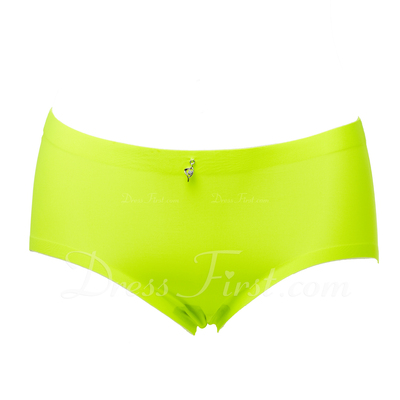 Spandex Bridal/Feminine/Dance/Teenager Panties (041057232)