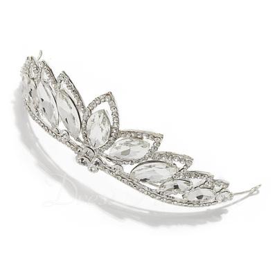 Fashion Crystal/Alloy Tiaras (042017829)