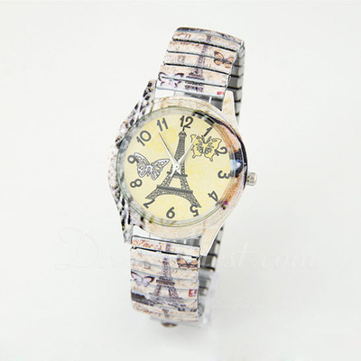 Eiffel Tower Design Watch (129054708)
