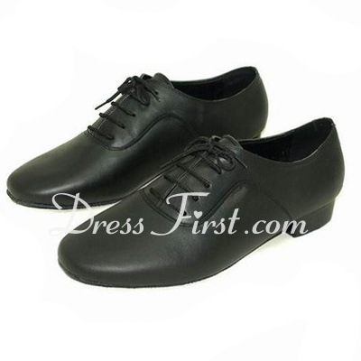 Men's Real Leather Modern Ballroom Dance Shoes (053012994)