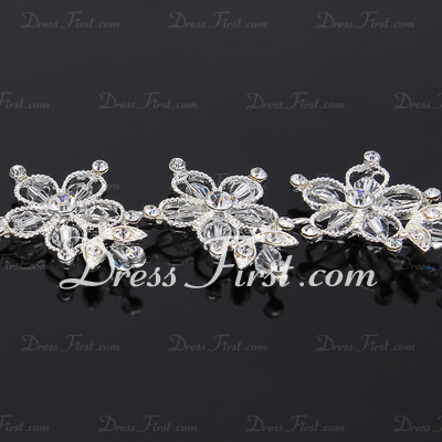 Exquisite Rhinestone/Alloy Headbands (042019233)