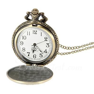 Vintage Style Pocket Watch (129055573)