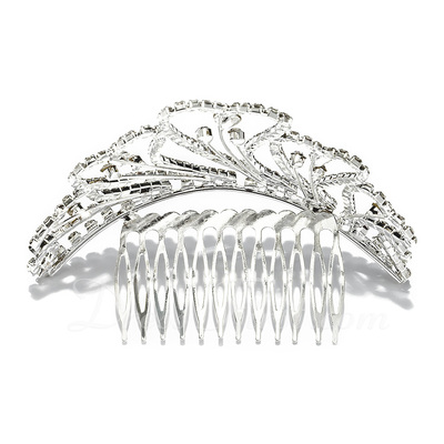 Gorgeous Alloy Hair Combs (042017052)
