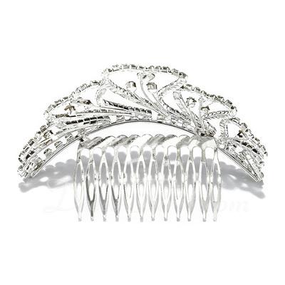 Gorgeous Alloy Hair Combs (042017052)