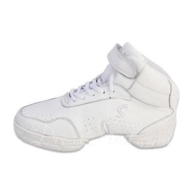 Kadın Erkek Gerçek Deri Spor Ayakkabılar Pratik Ile Bağcıklı Dans Ayakkabıları (053056410)