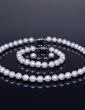 Elegante Perla Señoras' Sistemas de la joyería (011054437)