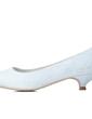 Kadın Lace Sivri Topuk Peep Toe Pompalar (047057086)