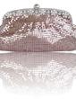 Elegant Satin Clutches (012032895)