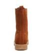 Süet Düz Topuk Ayak bileği Boots Martin Boots Ile Bağcıklı ayakkabı (088057503)