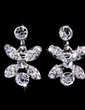 Shining Alloy/Rhinestones Ladies' Jewelry Sets (011028367)