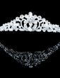 Elegant Alloy/Crystal Ladies' Jewelry Sets (011028504)