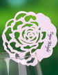 Rose Design Pearl Paper Place Cards (set of 12) (131037406)