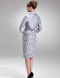 3/4-Length Sleeve Taffeta Special Occasion Wrap (013012332)