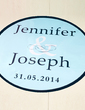Personalized Simple PVC Dance Floor Decals (118033743)