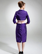 3/4-Length Sleeve Taffeta Special Occasion Wrap (013012474)