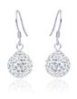Elegant With Cubic Zirconia Women's Earrings (011036997)