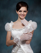 Voile Wrist Length Party/Fashion Gloves/Bridal Gloves (014020493)