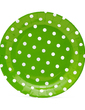 Round Paper Plate (Set of 12) (051036763)