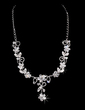 Shining Alloy With Crystal Ladies' Jewelry Sets (011028478)