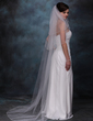 Three-tier Chapel Bridal Veils With Pencil Edge (006020356)