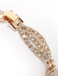 Alloy With Rhinestone Ladies' Bracelets (011033354)