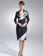 3/4-Length Sleeve Satin Special Occasion Wrap (013012439)