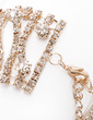 Alloy With Rhinestone Ladies' Bracelets (011033345)