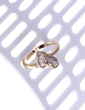 Exquisite Alloy With Imitation Crystal Ladies' Fashion Rings (011034276)