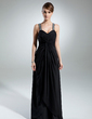 A-Line/Princess Sweetheart Floor-Length Chiffon Mother of the Bride Dress With Ruffle Beading Split Front (008015511)