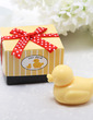 Cute Baby Duck Soaps With Ribbons (050025901)