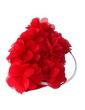 Elegant Chiffon With Flower Wristlets (012033885)