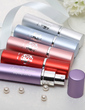 Personalized Flower Design Zinc Alloy Perfume Bottle (Set of 4 Mixed Color) (118039228)
