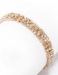 Alloy With Rhinestone Ladies' Bracelets (011033353)