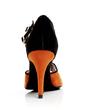 Women's Nubuck Heels Sandals Latin With Buckle Dance Shoes (053054499)