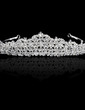 Personalized Crystal/Alloy Tiaras (042054422)