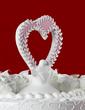 Lovely Birds Resin Wedding Cake Topper (119030868)