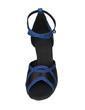Kadın Satin Topuk Sandalet Latin Ile Ayakkabı Askısı Dans Ayakkabıları (053056397)