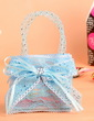 Lovely Handbag shaped Favor Bags With Bow (Set of 12) (050054599)