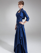 3/4-Length Sleeve Taffeta Special Occasion Wrap (013012477)