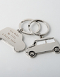 Personalized Car Design Zinc Alloy Keychains (Set of 4) (051028893)