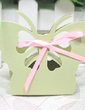 Butterfly Theme Favor Boxes With Ribbons (Set of 12) (050014108)