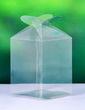 Translucent Cuboid Cupcake Boxes (Set of 12) (050032988)