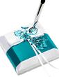 Flowers Design Bow Guestbook & Pen Set (101022568)