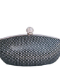 Elegant Metal With Rhinestone Clutches (012033878)
