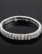 Alloy With Rhinestone Bracelets (011033386)