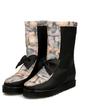 Cuero Tipo de tacón Botas longitud media con Del bowknot zapatos (088054393)