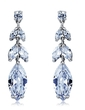 Exotic Alloy With CZ Cubic Zirconia Women's Fashion Earrings (011036715)