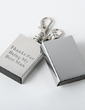 Personalized Zinc Alloy Keychains/Lighter (Set of 4) (051029011)